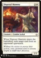 Mystery Booster/The List: Disposal Mummy