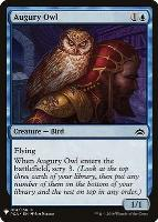 Mystery Booster: Augury Owl