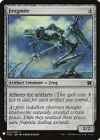 Mystery Booster/The List: Frogmite