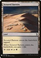 Mystery Booster: Scoured Barrens