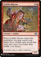 Mystery Booster/The List: Goblin Matron