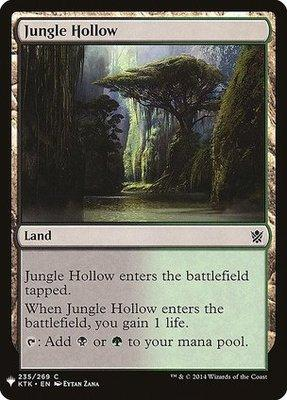 Mystery Booster: Jungle Hollow