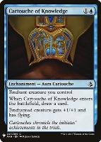 Mystery Booster/The List: Cartouche of Knowledge