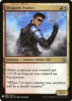 Mystery Booster/The List: Weapons Trainer