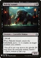 Mystery Booster/The List: Baleful Ammit