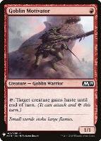 Mystery Booster/The List: Goblin Motivator