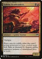 Mystery Booster: Goblin Deathraiders