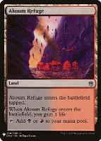 Mystery Booster: Akoum Refuge