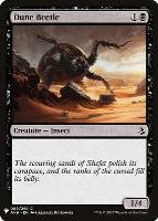 Mystery Booster/The List: Dune Beetle