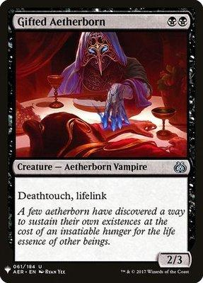 Mystery Booster/The List: Gifted Aetherborn