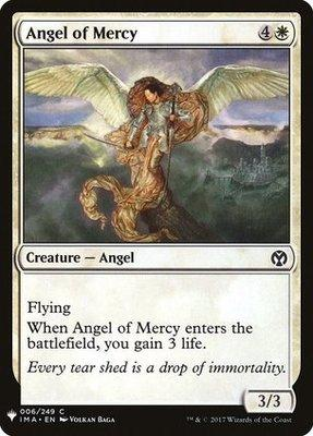 Mystery Booster/The List: Angel of Mercy