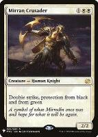Mystery Booster/The List: Mirran Crusader
