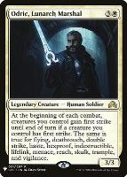 Mystery Booster/The List: Odric, Lunarch Marshal