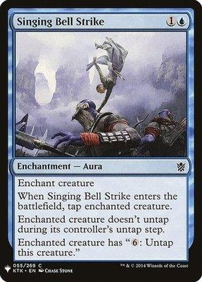 Mystery Booster/The List: Singing Bell Strike