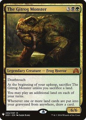Mystery Booster: The Gitrog Monster