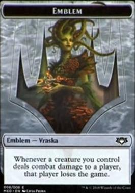Masterpiece Series: Mythic Edition: Emblem (Vraska)