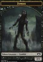 Masterpiece Series: Mythic Edition: Zombie Token