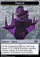 Masterpiece Series: Mythic Edition: Emblem (Liliana)