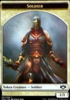 Masterpiece Series: Mythic Edition: Soldier Token