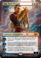 Masterpiece Series: Mythic Edition: Ral, Izzet Viceroy