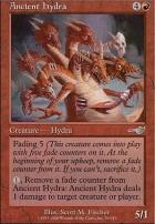Nemesis Foil: Ancient Hydra