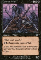 Nemesis Foil: Carrion Wall