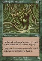 Nemesis Foil: Coiling Woodworm