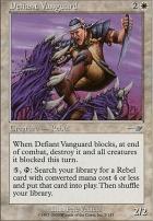 Nemesis Foil: Defiant Vanguard