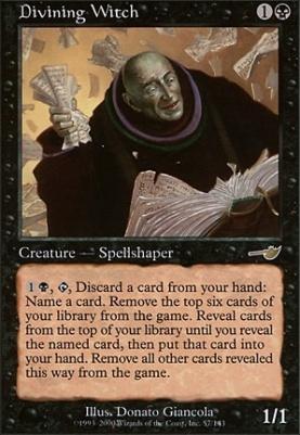 Nemesis: Divining Witch