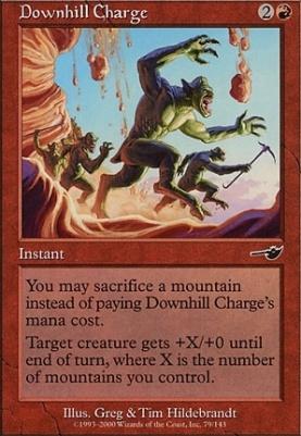 Nemesis: Downhill Charge