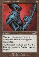 Nemesis Foil: Flowstone Armor