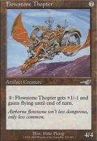 Nemesis Foil: Flowstone Thopter