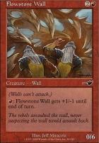 Nemesis: Flowstone Wall