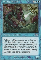 Nemesis Foil: Jolting Merfolk