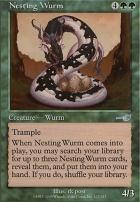 Nemesis Foil: Nesting Wurm
