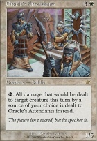 Nemesis Foil: Oracle's Attendants