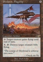 Nemesis Foil: Predator, Flagship