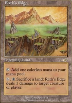Nemesis Foil: Rath's Edge