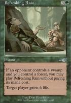Nemesis Foil: Refreshing Rain