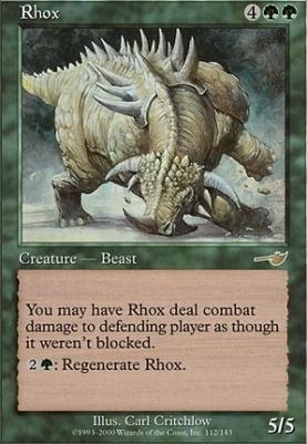 Nemesis: Rhox