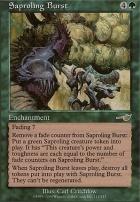 Nemesis: Saproling Burst
