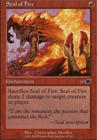 Nemesis: Seal of Fire