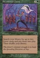 Nemesis: Skyshroud Claim