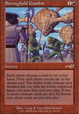 Nemesis: Stronghold Gambit