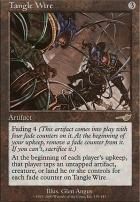 Nemesis: Tangle Wire
