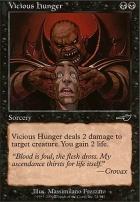 Nemesis Foil: Vicious Hunger