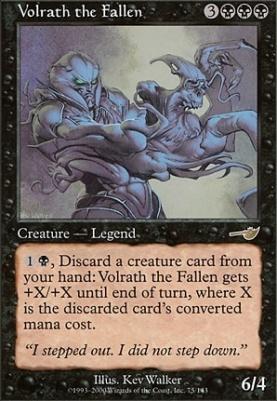 Nemesis: Volrath the Fallen