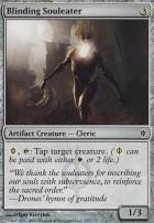 New Phyrexia Foil: Blinding Souleater