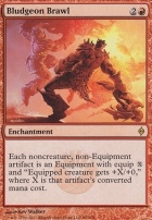New Phyrexia: Bludgeon Brawl