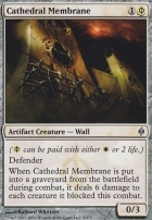 New Phyrexia: Cathedral Membrane